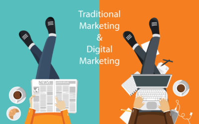 Digital Marketing vs Traditional Marketing in 2020