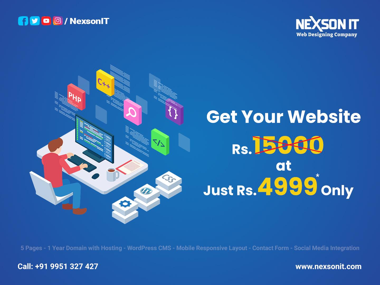 Best Web Designing at Low Price