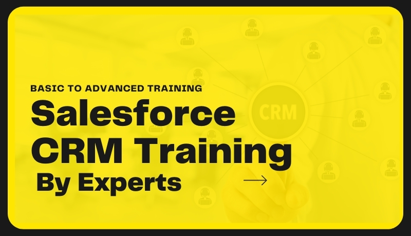 Best Salesforce CRM Training By Expert